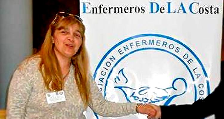 """Photo of Karina Rohr: """"No existen títulos oficiales de auxiliar en enfermería"""""""