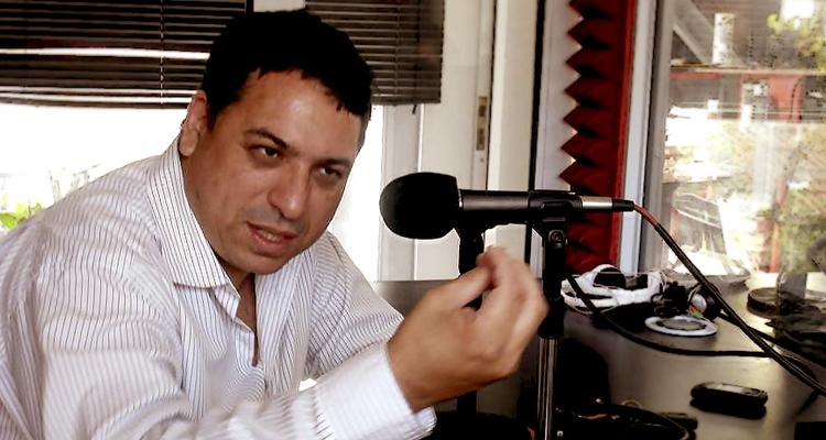 """Photo of Marcos García: """"No se bancan que un 'Negro' como yo les haga sombra"""""""