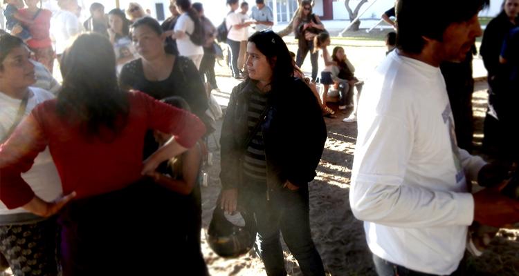 """Photo of Silvina Caballero: """"El fiscal Mascioli es un parásito y un inútil"""""""