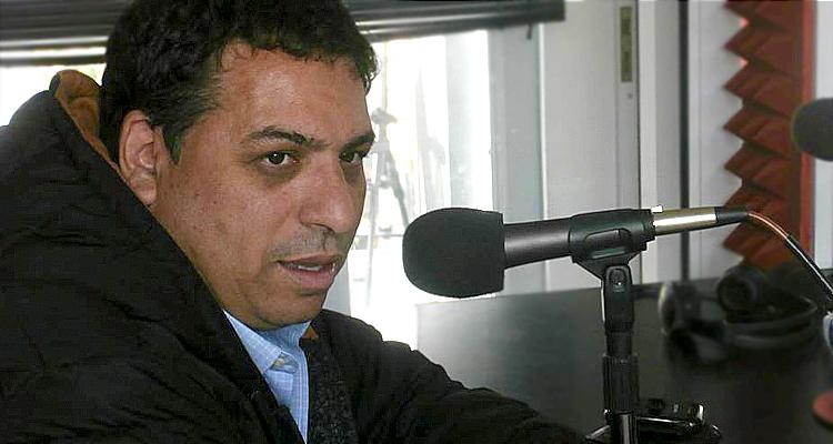 """Photo of Marcos García:  """"Esta democracia sólo sirve para oprimir a los más débiles"""""""