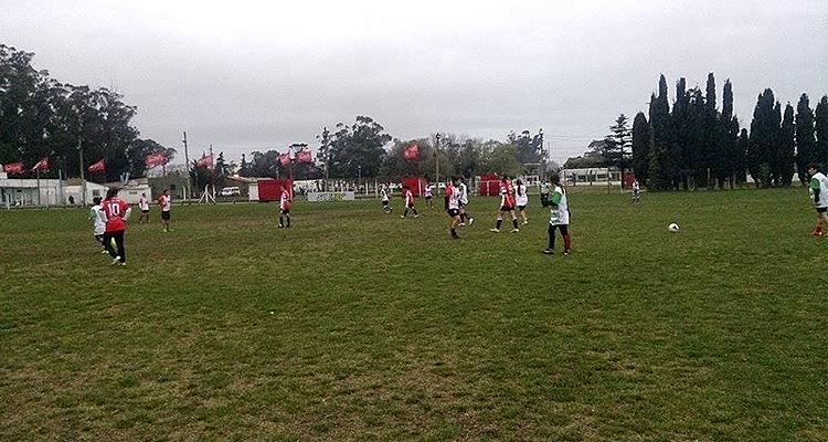 Amistoso Selección - Kimberley