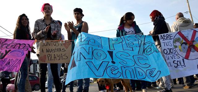 Photo of Depredación costera: firma de un petitorio y jornada de reclamo