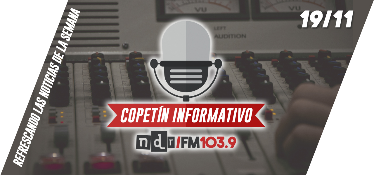 Photo of NdR Radio lanzó los Copetines Informativos