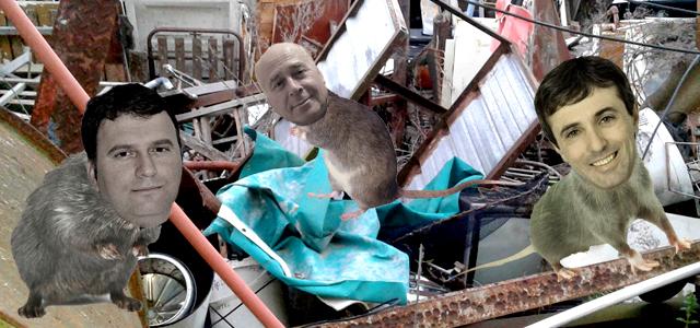 Photo of De chatarras y otras ratas viejas y conocidas