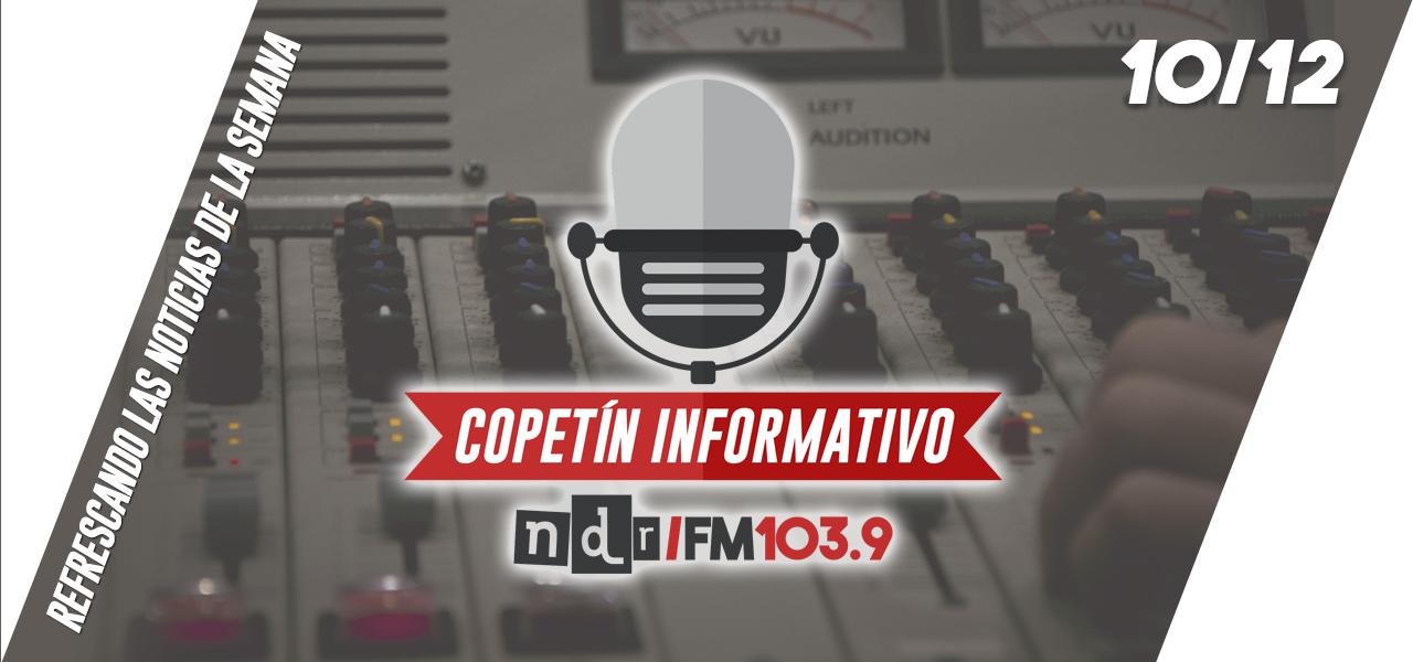 Photo of Copetín Informativo #4 (10/12/16)