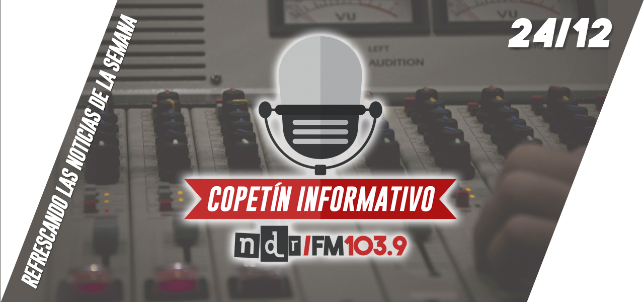 Photo of Copetín Informativo #5 (24/10/16)