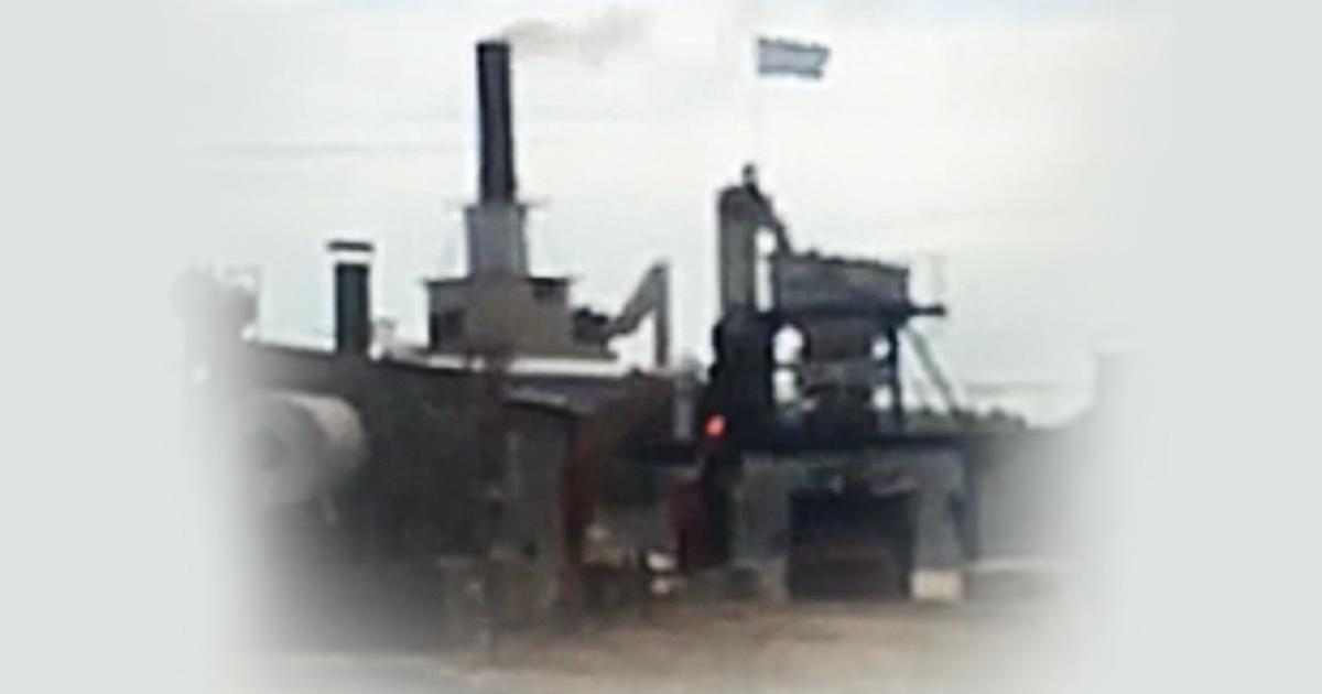 Photo of Vende humo y asfalto