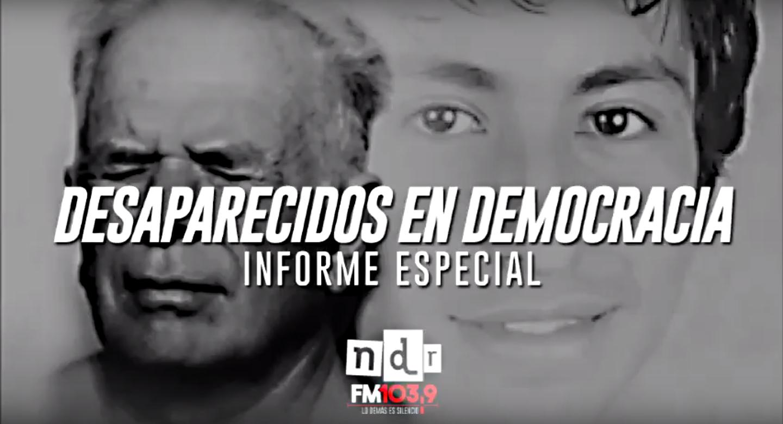 Photo of #SOLUBAenNdR: Vos los votás, ellos nos desaparecen