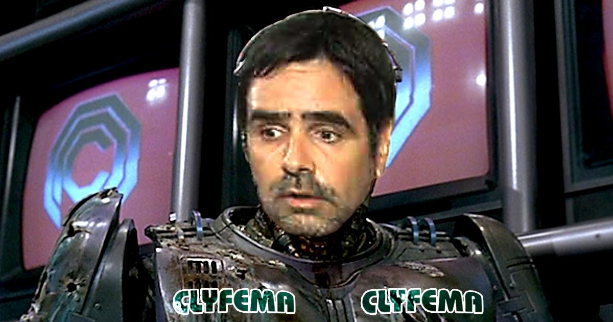 Photo of #ElFORROdelaSemana: ¡el RoboCoop Alejandro Sione!