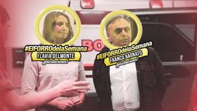 Photo of #ElFORROdelaSemana: ¡Flavia Delmonte y Franco Bagnato!