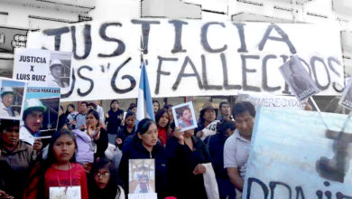 Photo of Derrumbe de Santa Teresita: lo que mata es el poder