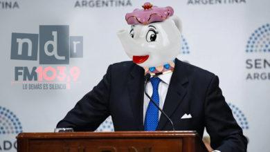Photo of #ElFORROdelaSemana: ¡el Dr. Albino!