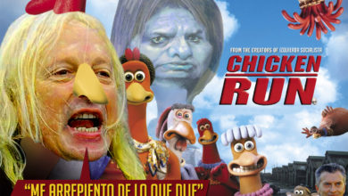 Photo of #ElFORROdelaSemana: ¡el Pollito en fuga Sobrero!