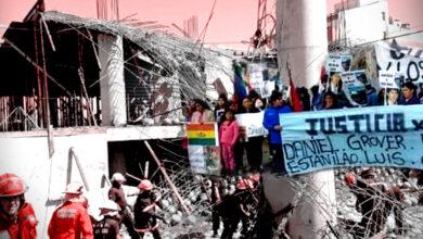 """Photo of Alejandro Barreto: """"Espero justicia y condena para los responsables"""""""