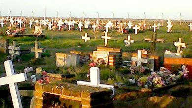 Photo of Inhumaron los restos del indigente