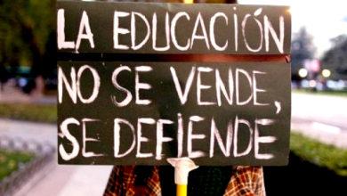 Photo of Estudiantes contra el desguace educativo
