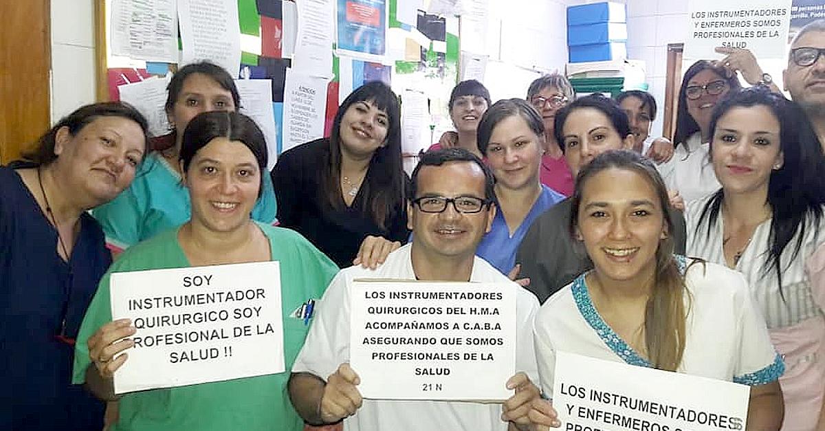 Enfermeros La Costa