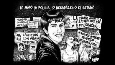 Photo of Luciano Arruga: una década de memoria crítica y revulsiva
