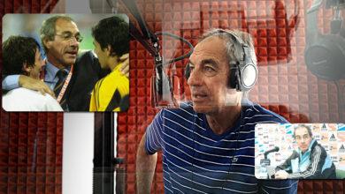 """Photo of Francisco Ferraro: """"Me nombran a Menotti y me pongo de pie"""""""