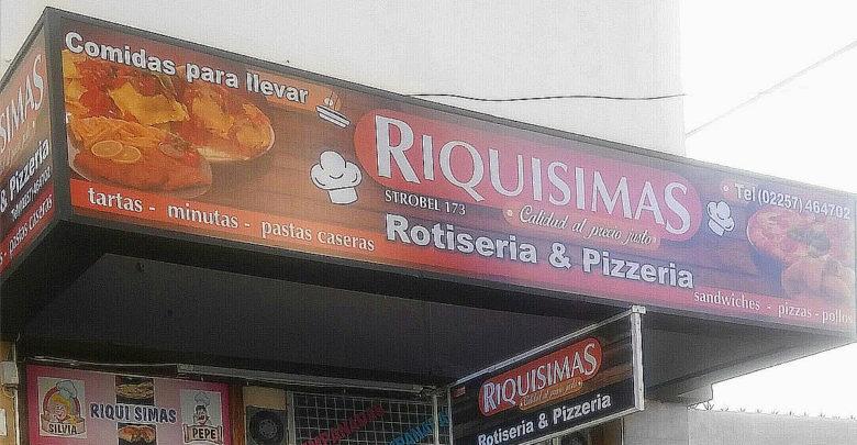 Rotisería RiquíSimas
