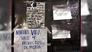Photo of COTO, nosotros te conocemos, criminal