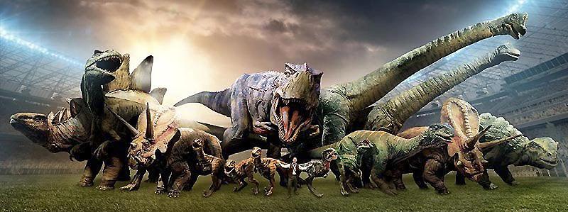 Dinosaurios Gatillo Fácil