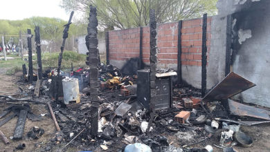 Photo of Robaron e incendiaron una casa, en el Paraje Pavón