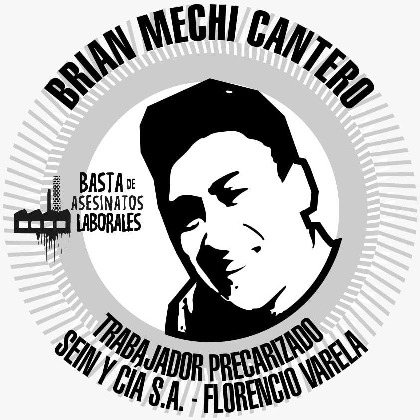 Basta de asesinatos laborales Mechi Cantero