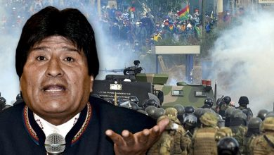 "Photo of ""Evo Morales es parte del poder burgués"""