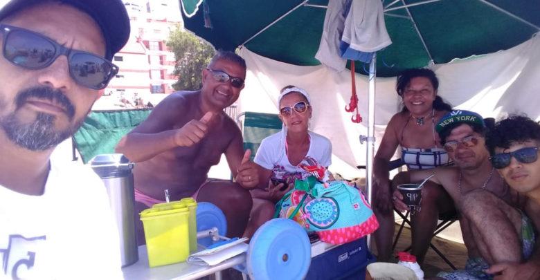 Turistas San Bernardo