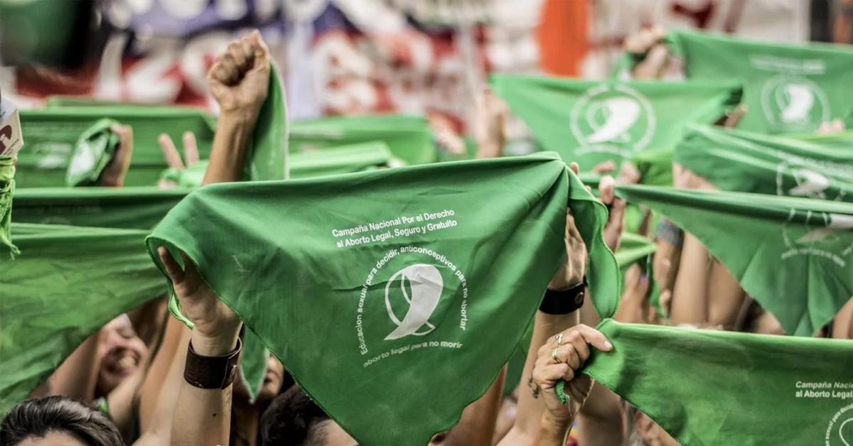 Verde aborto