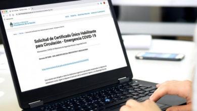 Photo of Certificado Único Habilitante para Circulación: quiénes, dónde y cómo transitar en la vía publica durante la cuarentena