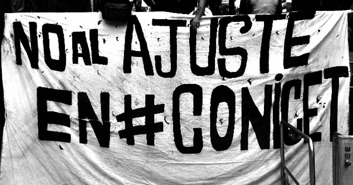 Ajuste Conicet
