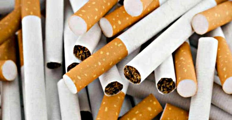 Cigarrillos cuarentena