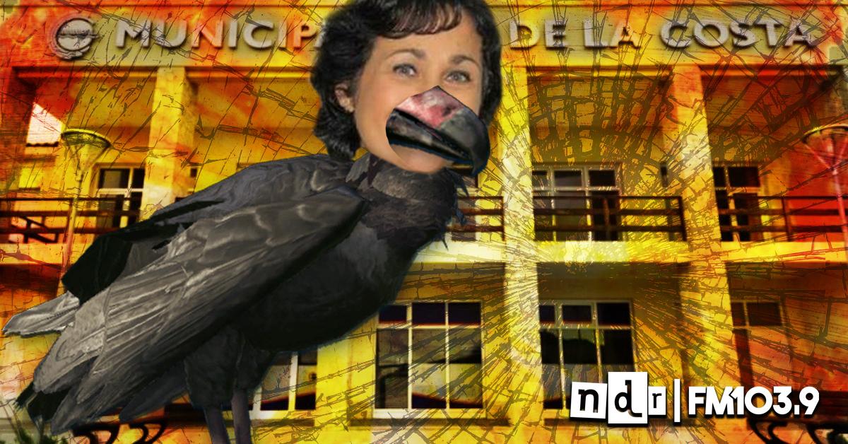 Evangelina Cordone buitre