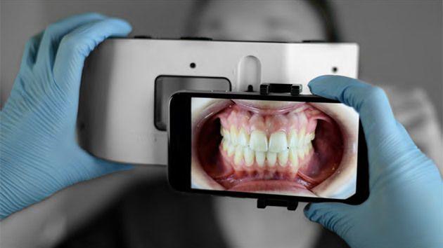 Odontólogo celular