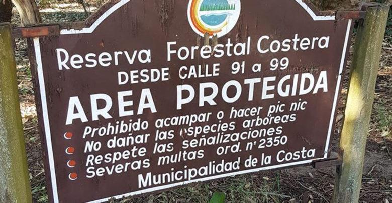 Reserva ecológica Mar del Tuyú
