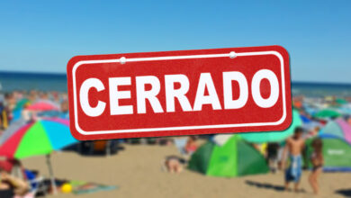 Photo of Cerrado por pandemia