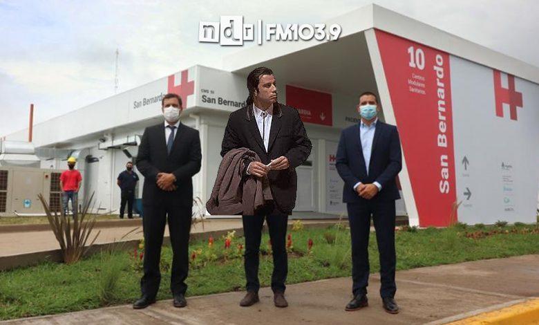 Hospital modular San Bernardo presentación