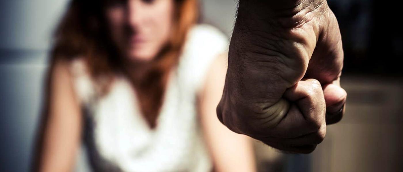 Mujeres golpeadas, en San Bernardo