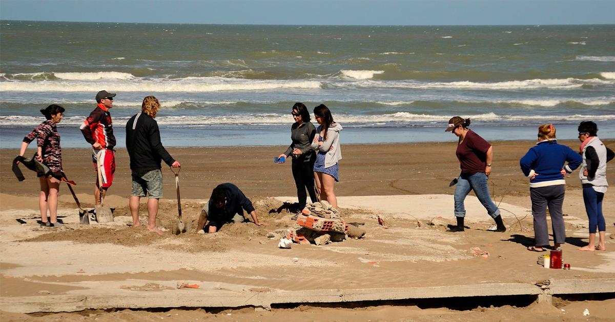 Playa Demolición