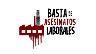 Basta de Asesinatos Laborales