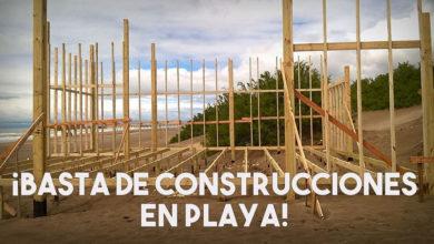 Construcciones playa
