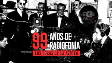 99 años de radiofonía argentina