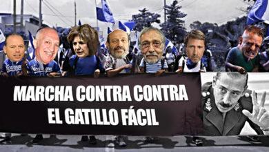 Marcha contra contra el Gatillo Fácil