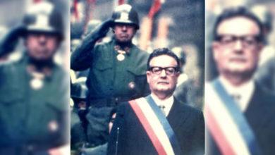 Pinochet Allende
