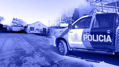 Policía Adrogué