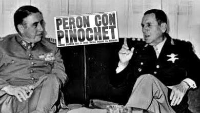 Perón Pinochet