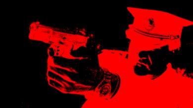 Policía asesina