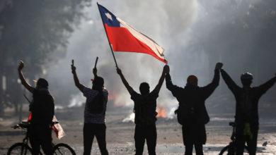 Rebelión Chile